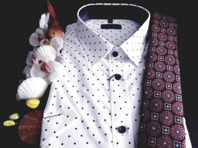 Dobierzemy koszule i krawaty Sklep MINI Max