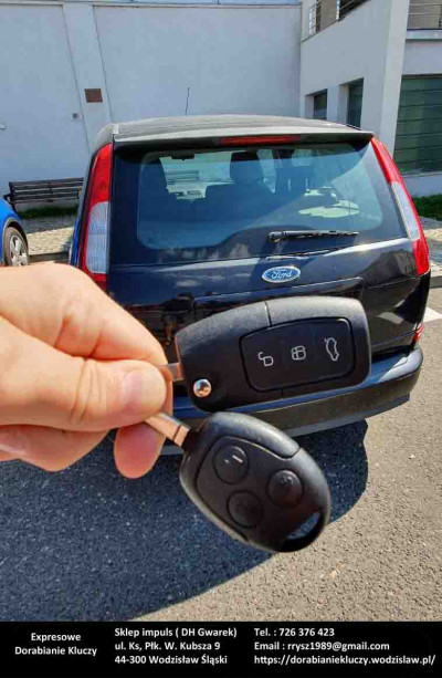 Ekspresowe dorabianie kluczy - Klucz Samochodowy